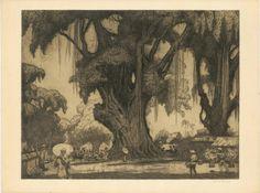 Litho 1852 : Passar op Java.