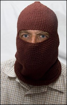 Crocheted Ski Mask Pattern Ok I Have Been Looking For This For About
