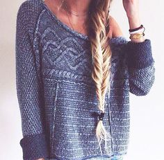 #Tumblr #Fishtail #Braid #Cute
