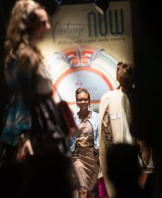The fifth annual VintageNOW fashion show Friday, Oct. 17, 2014 at the Osage Centre. The event is a fundraiser for Safe House for Women in Cape Girardeau.