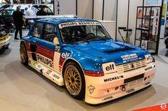 #Renault #5 #Superproduction à Epoqu'Auto à Lyon Reportage complet : http://newsdanciennes.com/2015/11/09/grand-format-epoquauto-2015/ #Voitures #Anciennes #Vintage #ClassicCars @salonepoquauto