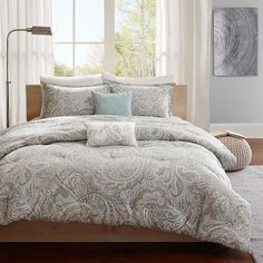You'll love the Cameron 5-Piece Comforter Set at Joss & Main - With Great Deals on all products and Free Shipping on most stuff, even the big stuff.