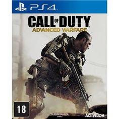 [Extra] Game PS4 Call of Duty Advanced Warfare R$62,90 + Frete (apenas 3,46 p/ Campinas)