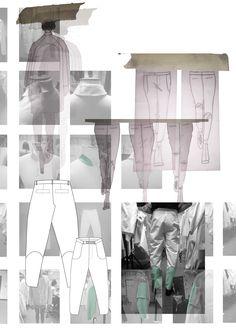 Fashion Sketchbook - fashion design development; creative process; fashion portfolio // Maddie Levis