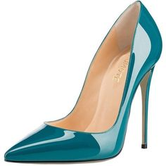 Amazon.com | MERUMOTE Women's Pointed toe High Heels Stilettos Pumps Patent Dress Party Shoes | Pumps and other apparel, accessories and trends. Browse and shop...