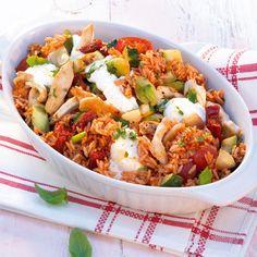Toskanischer Reisauflauf Rezepte | Weight Watchers