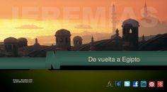 PPT Lección Adultos: De vuelta a egipto