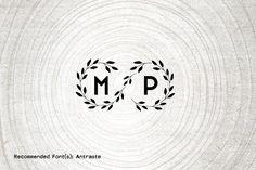 Infinity Wedding Logo-Wedding Monogram By Linvit                                                                                                                                                                                 More