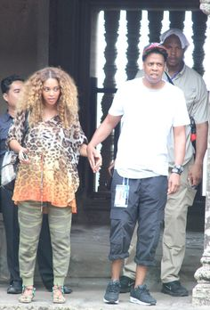 Beyoncé and Jayz last day in Thailand