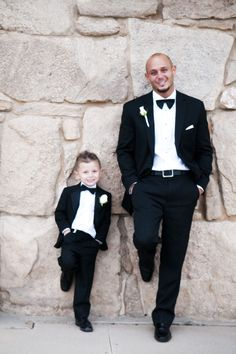 By Two One Photography Like father like son
