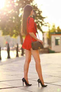 She Loves Her Heels