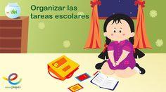 Organizar el estudio. Escuela para padres -