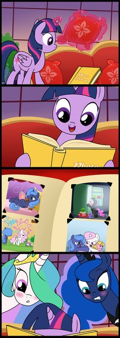 MLP: The Photo Album (Commissioned) by tan575 on deviantART