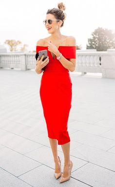 little+red+dress