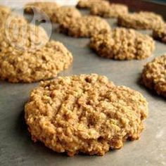 Recipe photo: Spiced Oat and Banana Cookies
