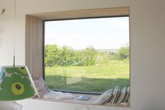Villa G by Krads, Randers, Denmark My Dream Home, Dream Homes, Interior Architecture, Interior Design, House Windows, Interior Inspiration, Villa, Relax, Window Ideas