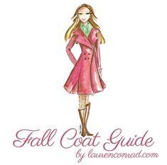 my fall coat guide