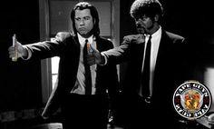 Pulp Fiction X Vape Guys