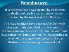 Image result for pamulinawen Character Trait, Might Have, Call Her, Believe, Inspiration, Image, Biblical Inspiration, Inspirational, Inhalation