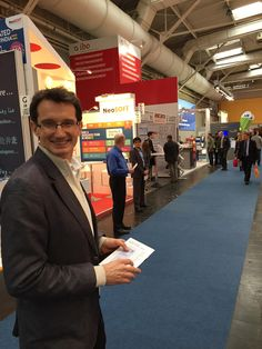Paul Blazek at the CeBIT 2015 Social Business, Big Data, Conference, Ted, Clouds, Events, New Ideas, Statistics, Cloud
