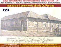 IJUÍ - RS - Memória Virtual: Marcenaria de Augusto Voigt na Vila de Dr. Pestana...