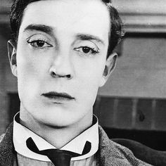 "#BusterKeaton ~ "" They say pantomime's a lost art. It's never been a lost art and never will be, because it's too natural to do."" 