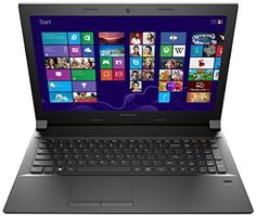 Lenovo B50-45 16-inch Notebook (AMD Dual Core E1-6010 Processor, 4GB RAM, 320GB HDD, Windows 8.1)