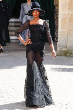 Ulyana Sergeenko Haute Couture FALL/WINTER 2017-2018