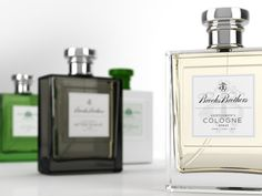 Brooks Brothers packaging by Established NYC.