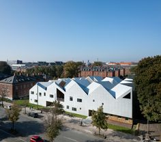 #Architecture #COPENHAGEN: in Copenhagen
