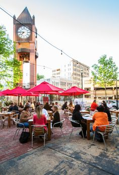 The Downtown Historic District in Houston, Texas is booming with new restaurants, bars and local classics.