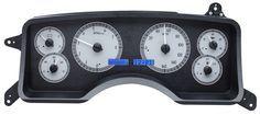 DAKOTA DIGITAL 90 91 92 93 Ford Mustang Fox Body VHX Instruments Analog Dash Gauge System - VHX-90F-MUS - Phoenix Tuning