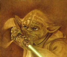 Yoda served as a member of the Jedi High Council in the last centuries of the Galactic Republic and reigned as Grand Master of the Jedi Order before, during and after the devastating Clone Wars.