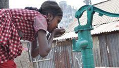 Over 1 Billion people don't have access to clean, safe drinking water - almost none of them reside in the US.  World Water Day is intended to raise awareness to this seemingly trivial problem, that kills 4500 children daily.