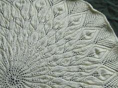 ~inspiration~ knit Free Pattern: Queen's Garden by MMario
