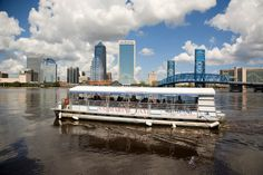 The St. Johns River is the only river in the country that flows both north and south.  Why not come Downtown and check it out for yourself?