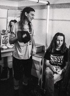 Eddie Vedder & Stone Gossard