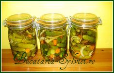 ❤ cucumbers in vinegar Vinegar Cucumbers, Limoncello, Preserves, Pickles, Frozen, Canning, Cook, Preserve, Preserving Food