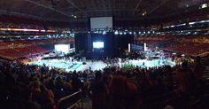 Ready to watch Einstein!! #omgrobots #worldchampionship #whoareweCSP #worldchamps by frcteam4188