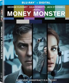 Rent Money Monster starring George Clooney and Julia Roberts on DVD and Blu-ray. Get unlimited DVD Movies & TV Shows delivered to your door with no late fees, ever. One month free trial! Jodie Foster, George Clooney Julia Roberts, Julia Roberts Movies, Dominic West, Rent Movies, Jack O'connell, Tv Series Online, Dvd Blu Ray, Monster