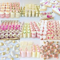 Dessert Shooters, Dessert Cups, White Desserts, Cupcakes, Wedding Goals, For Everyone, Happy New Year, Party Time, Wedding Cakes