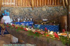 Bora Bora Hilton buffet breakfast   #DeniseMello #CertifiedTahitiSpecialist 888-462-781