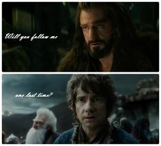 From the teaser trailer for the Hobbit: Battle of Five Armies! I'm going to die until December! :D