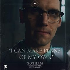 Living Resiliently: A Tale of One Women's Journey in Overcoming Gotham Tv Series, Jerome Valeska, Riddler, I Can, Dc Comics, Tv Shows, Journey, How To Plan, Movie Posters