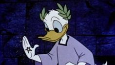 Leave it to Walt Disney to share Sacred Geometry through Donald Duck in this Totally Epic Cartoon! | Spirit Science | Disney's Mathemagic Land