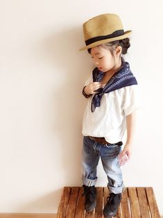 Children and Young Toddler Boy Fashion, Little Boy Fashion, Young Fashion, Baby Girl Fashion, Kids Fashion, Cute Little Girls, Cute Kids, Kids Girls, Baby Kids