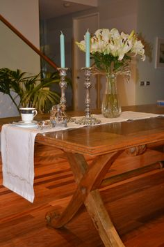 Set an inviting table