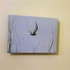flight oil painting by greenacre art | notonthehighstreet.com