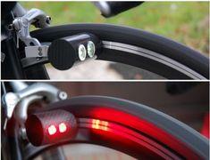 Magnic Bike Light