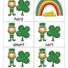 The following St. Patrick Day games can be played as a whole group or in small groups.  Laminate for durability.To play: cut the cards and place ...